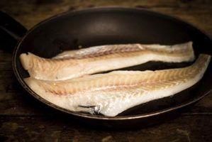 As diferenças entre arinca e bacalhau