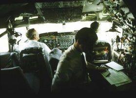 As diferenças entre a cabina do piloto e da plataforma de vôo