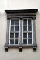 Diferentes estilos de janelas