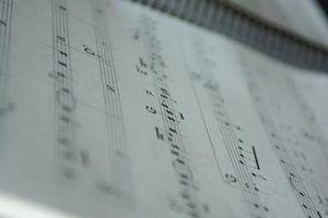Diferentes tipos de melodias