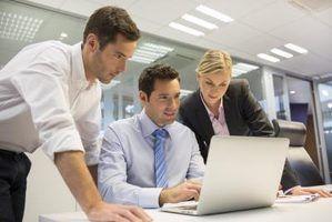 Diferentes usos de computadores no mundo dos negócios