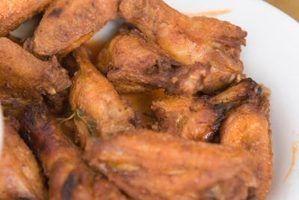 Maneiras diferentes de preparar as asas de galinha