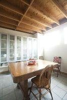 Mesas de jantar que podem servir de mesas