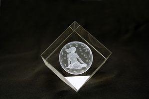 stencils gravação de vidro: DIY