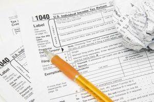 Eu tenho que apresentar meus impostos estaduais por 15 abr se eu não devo?