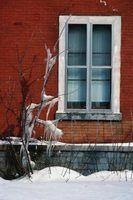 Não kits de isolamento janela funciona?