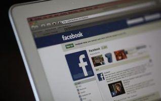 Você marcar a foto para um negócio no facebook?