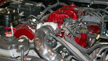 Chrysler`s 4.7 liter is a heavy-duty V-8 engine.