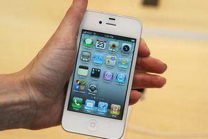 Será que a apple iphone 4 tem tempo rosto?