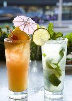 Bebidas com vodka limão
