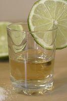 Bebidas com triple sec & tequila