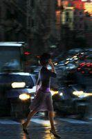 Condução leis luz em michigan