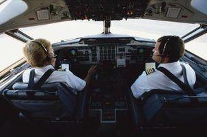 Deveres de um co-piloto