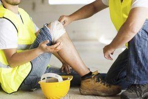 Deveres dos pedidos de indemnização ajustador de trabalhadores