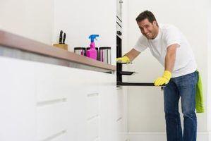 Limpe seu forno com segurança e facilidade com bicarbonato de sódio
