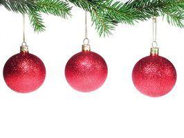 Idéias de decoração de natal fácil
