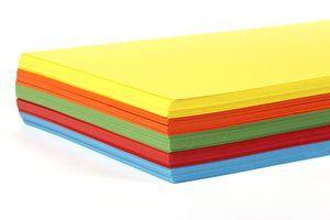 Projetos de arte de papel fáceis