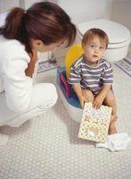 Dicas de treinamento potty fáceis para 19 mês antiga meninos