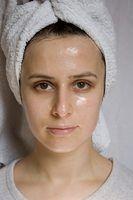 Efeitos do alcatrão de carvão sobre a pele sensível