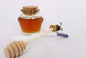 Efeitos de mel na pele