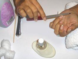 Ferramentas elétricas para manicures