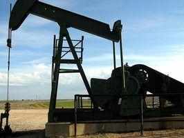 Impactos ambientais de extração de petróleo