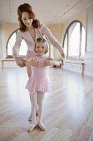 Equipamento necessário para começar um estúdio de dança