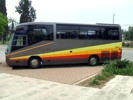 viagens de ônibus escoltados são fáceis de encontrar no estado Lone Star.