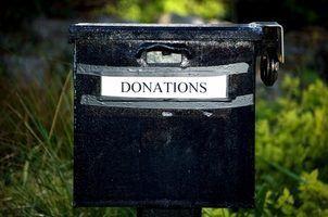 Imposto de propriedade e deduções de caridade
