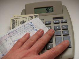 Exemplos de um orçamento pessoal