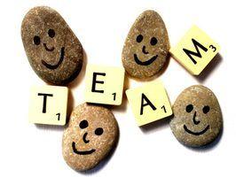Exemplos de bom espírito de equipa