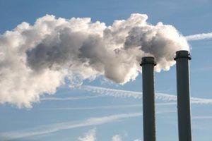 Efeitos de gases de efeito estufa