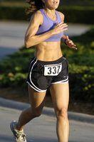 Exercícios para o estômago e os punhos do amor