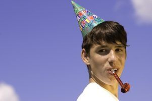 Idéias extravagantes para a festa de aniversário de um adolescente