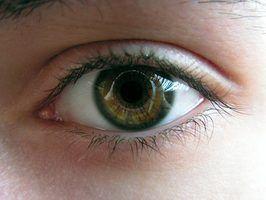 Exercícios de olho para as pessoas com nistagmo