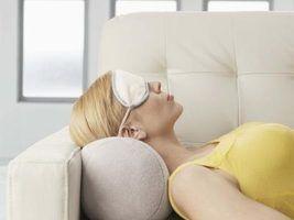 Máscara de olho para dormir: prós e contras