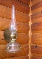 Fatos sobre lâmpadas de óleo para as crianças