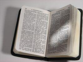 Encontrar as leituras perfeitos para seu serviço religioso.