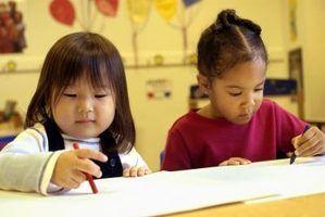 Ideias unidade familiar para o jardim de infância