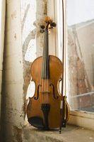 Peças famosas de música de violino