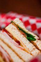 Idéias extravagantes para sanduíches
