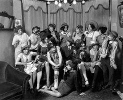 Roupas da moda de 1923