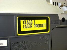 Características de impressoras a laser