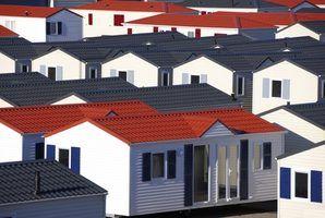 As verbas federais para as pessoas tentando comprar uma casa móvel