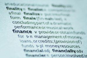 Objetivos finanças currículo