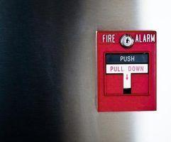 Procedimentos de ativação broca de fogo