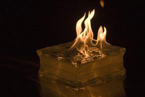 Fogo e gelo casamentos unificar elementos opostos