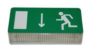 Regulamentos de incêndio e saídas seguras