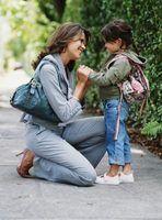 Primeiro dia de idéias da escola para os pais
