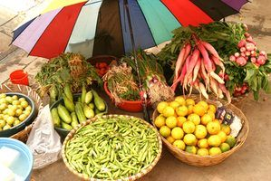 Cinco alimentos para aumentar seu qi